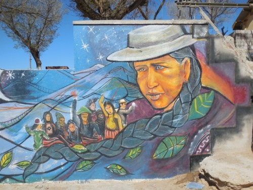 Abra Pampa mural