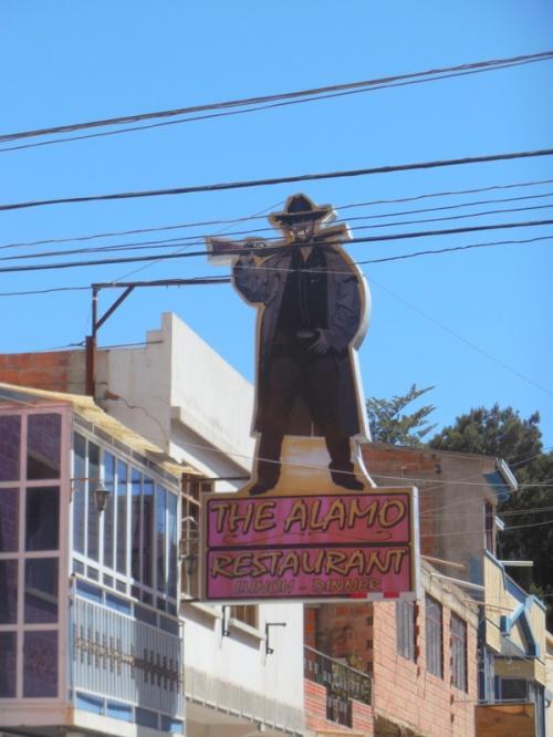 Alamo - close