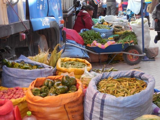 Atocha market