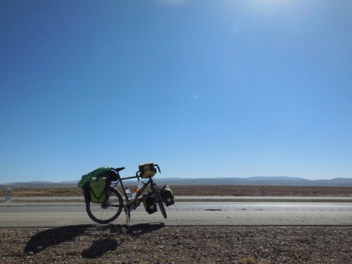 Bike bike at the ready