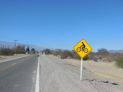 Bike sign-001