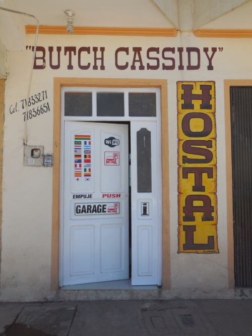 Butch's only apperance