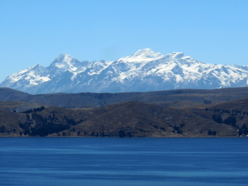 Cordillera Real Mountains 2