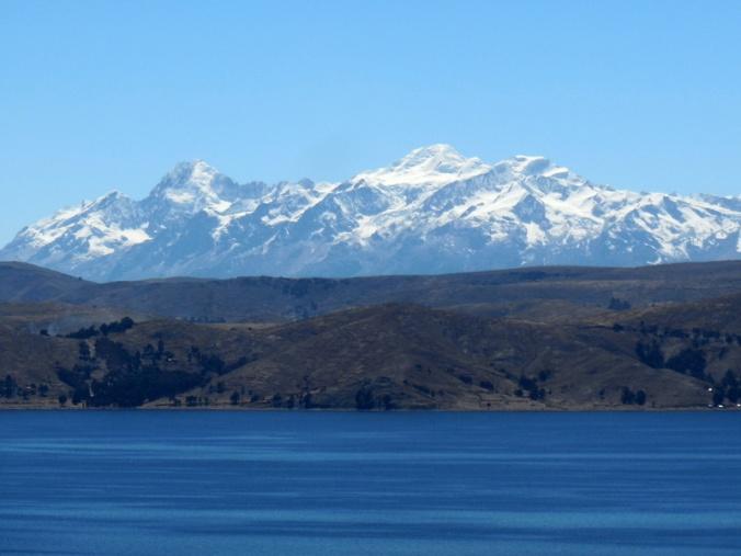 Cordillera Real Mountains 2