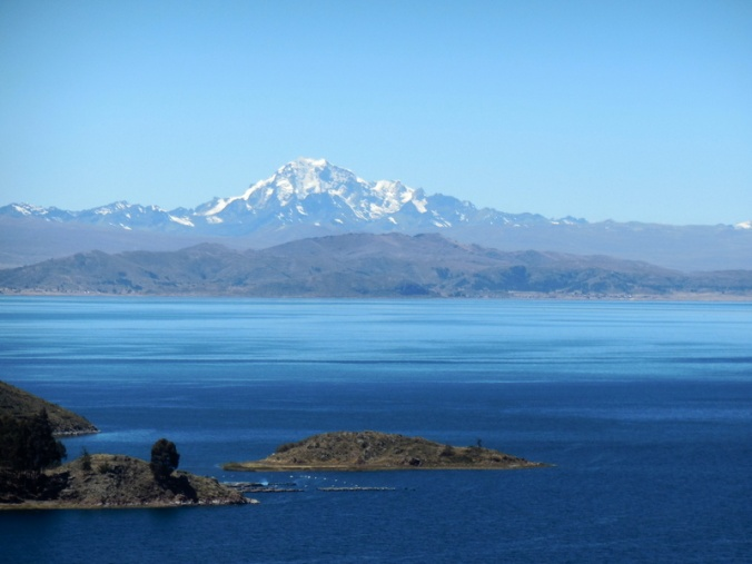 Cordillera Real Mountains 7