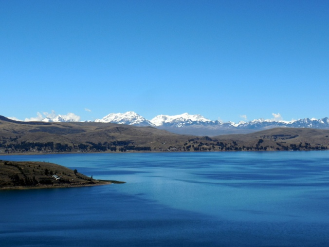 Cordillera Real Mountains 8