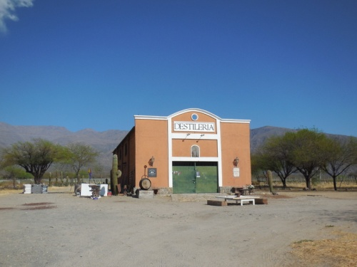 Distilery in the middle of nowhere 1