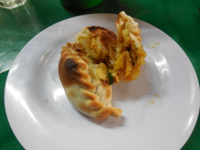 Empanada fried 1