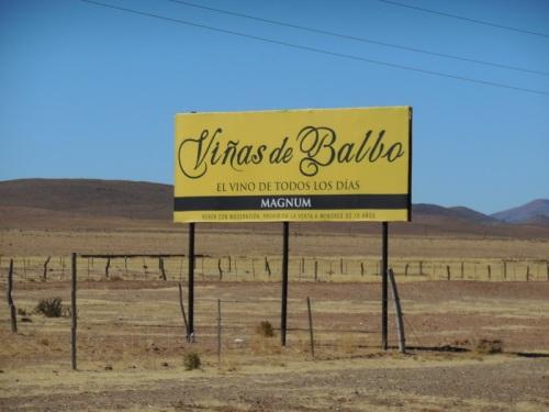 First wine wine billboard