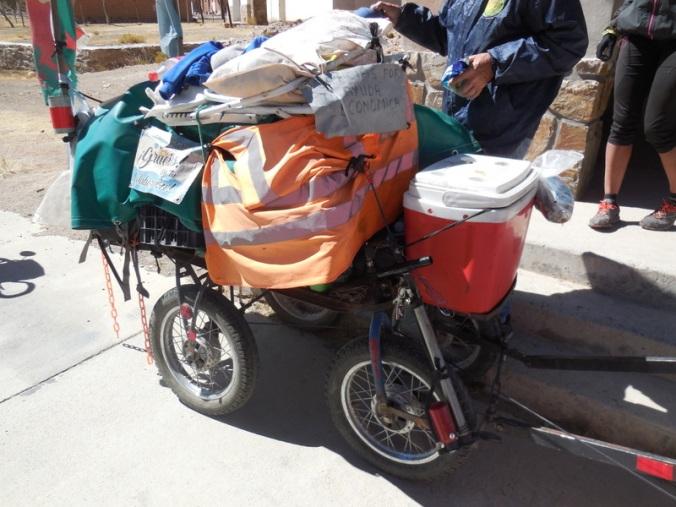 Martins cart