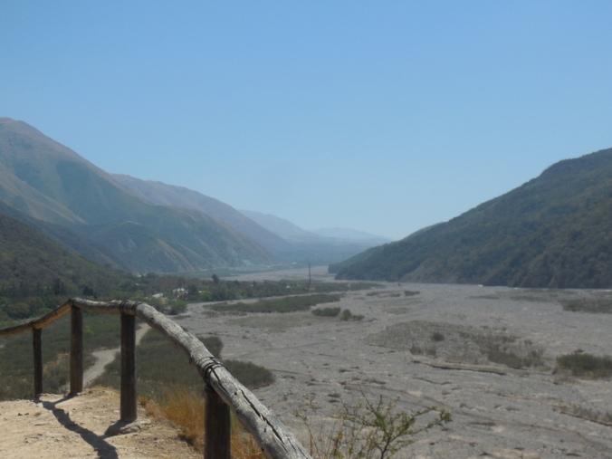 Rio Grande looking upriver