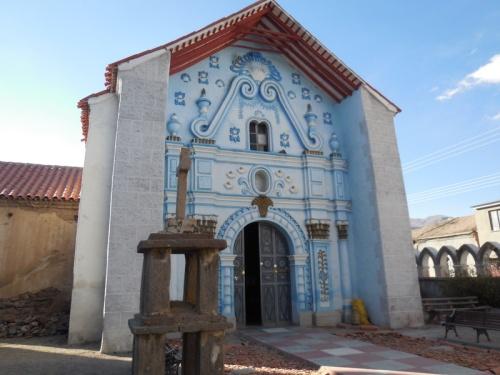 Salinas de Garcia Mendoza church