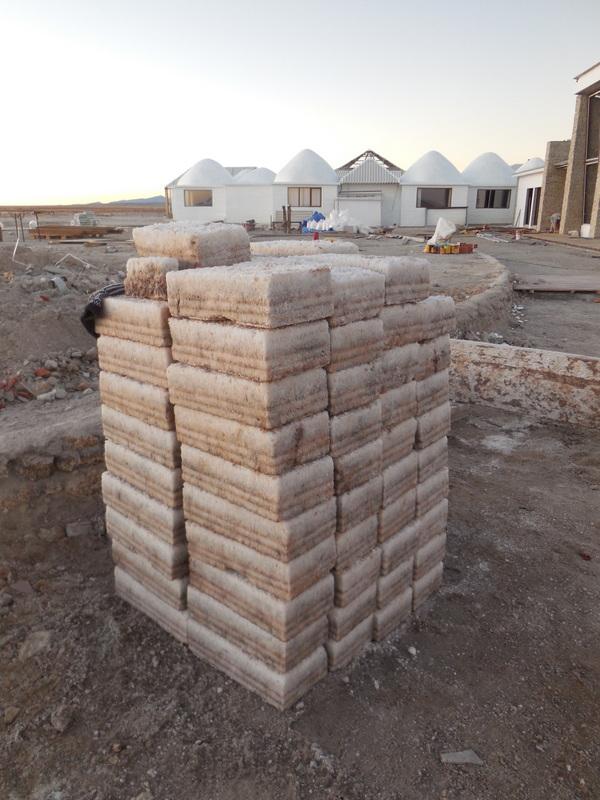 Salt blocks
