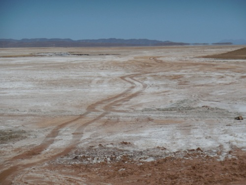 Salt flats 2