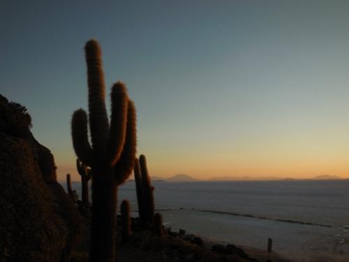 Sunset on the island 9