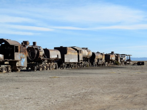 Train cemertery 1