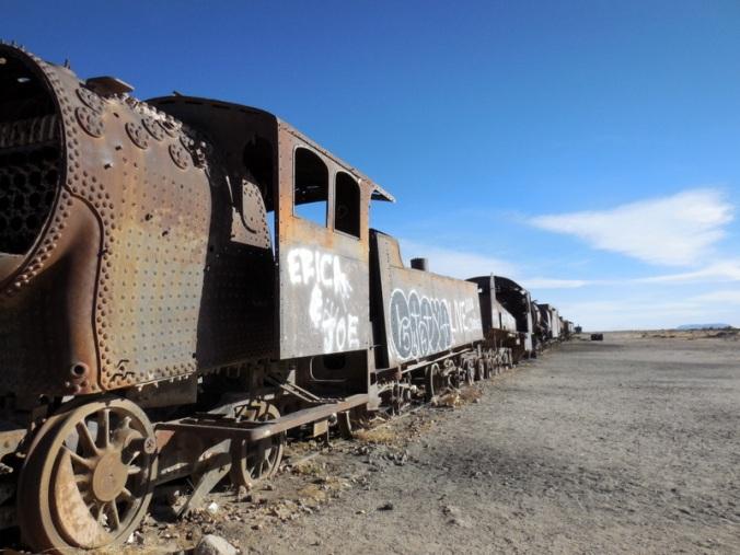 Train cemertery 2