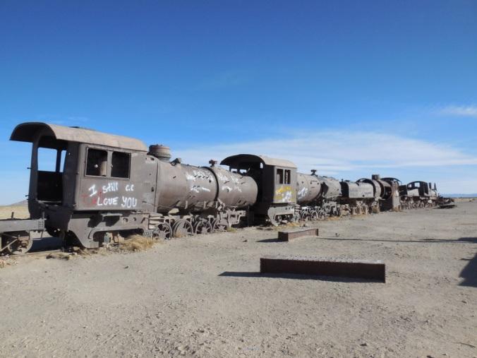 Train cemertery 4