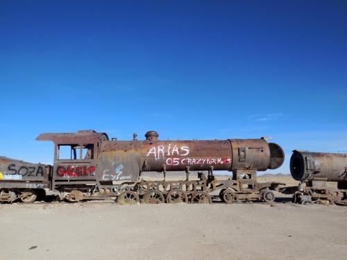 Train cemertery 5
