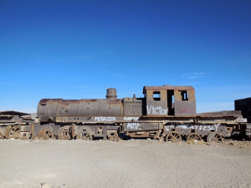 Train cemertery 6