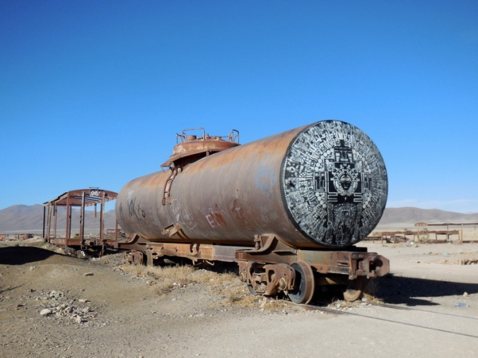 Train cemertery 9