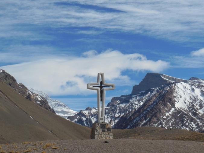 Aconcagua cross