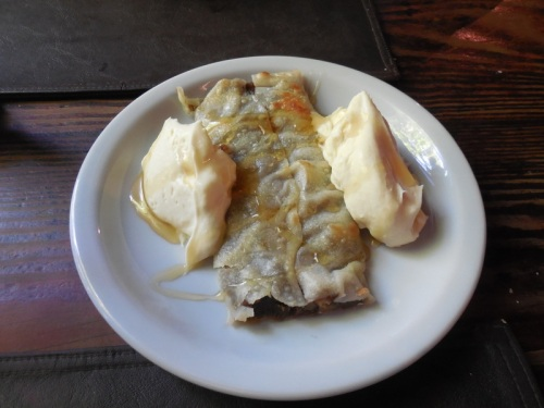 Apple struddel by Argentina