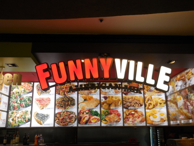 Argentina fast food