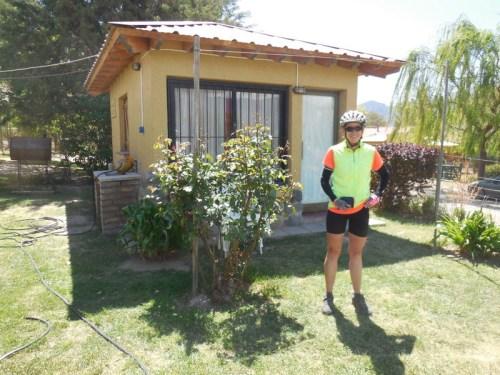 Cabanas el Lago - our cabana