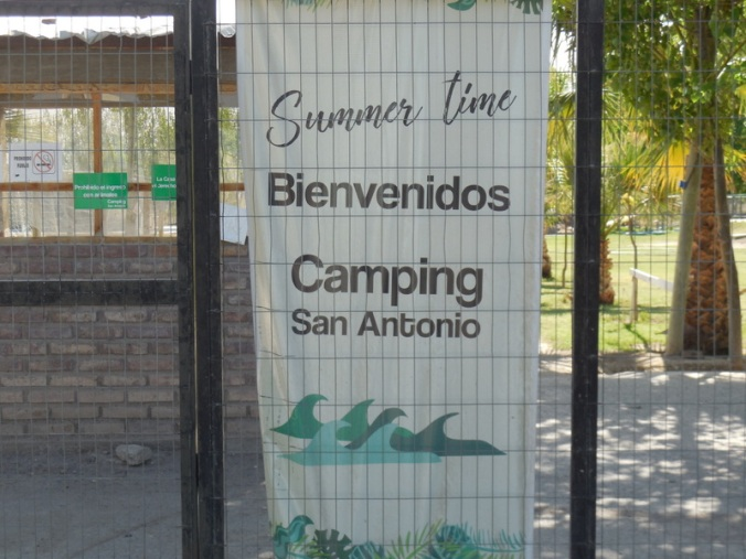 Camp San Antonio