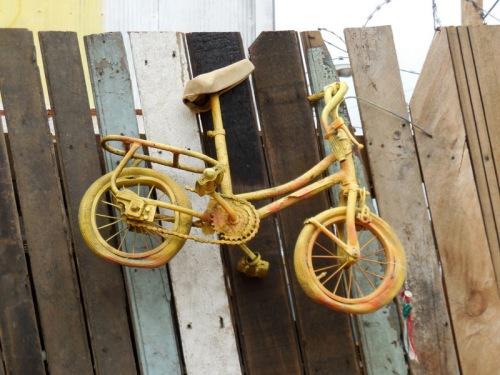 Dave's new bike