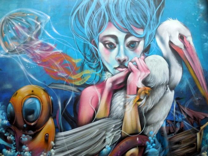 Graffitti Va;lparaiso 10