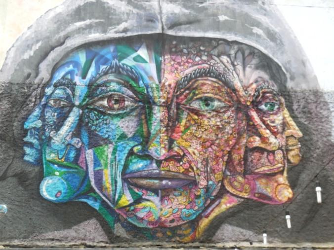 Graffitti Va;lparaiso 2