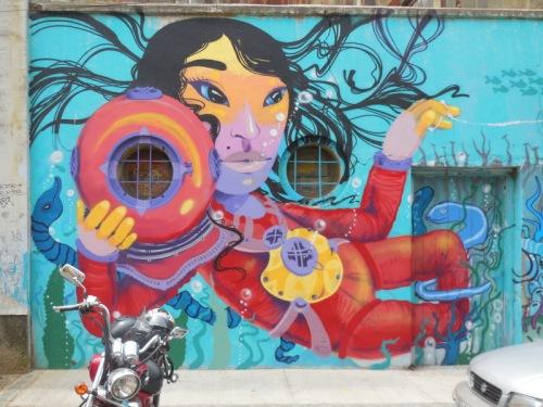 Graffitti Va;lparaiso 4