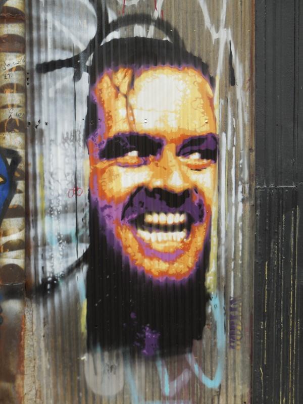 Graffitti Va;lparaiso 7