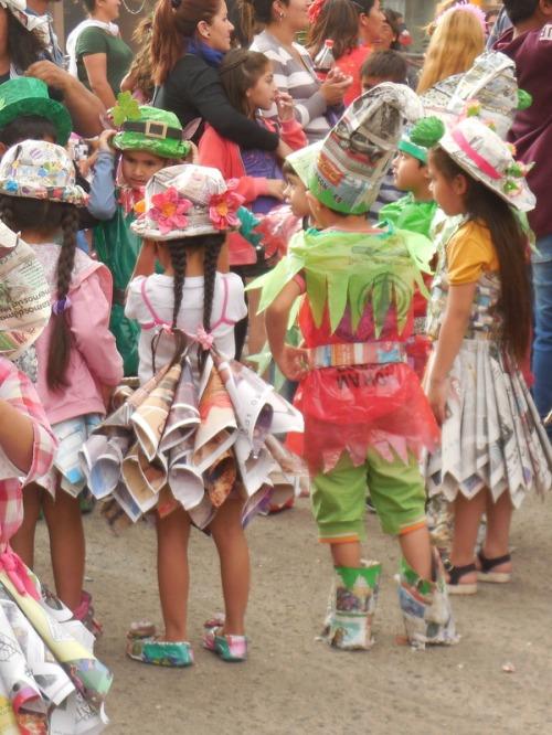 Kids parade 1