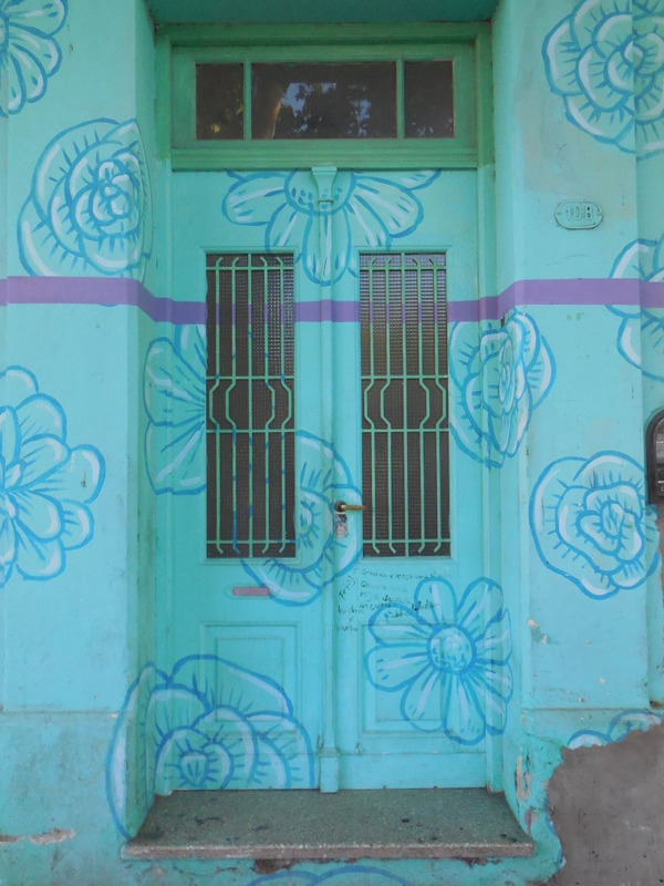 Mendoza door of the day 3