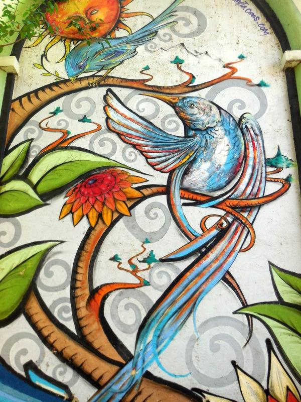 Mendoza wall art