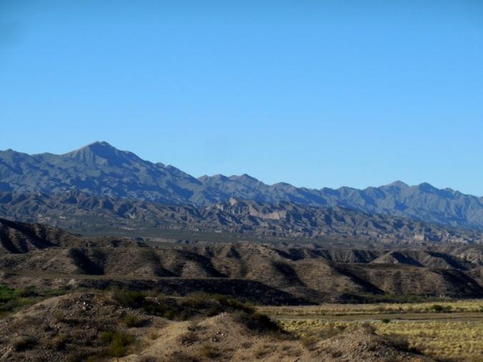 Morning mountains 1
