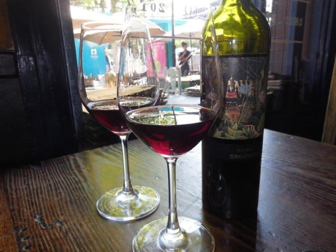 Nice wine - Organic from winery Animal