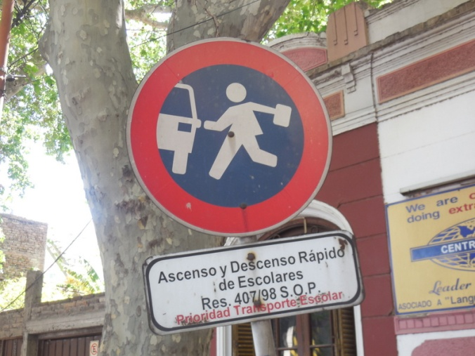 Not sure what this sign means