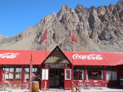 Refugio Caconcagua 2
