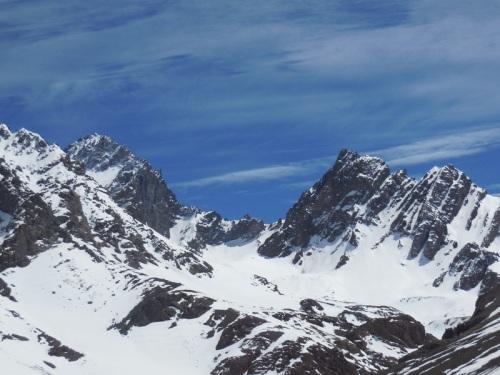 Summit mountains 9