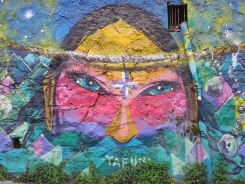 Valparaiso grafitti 2