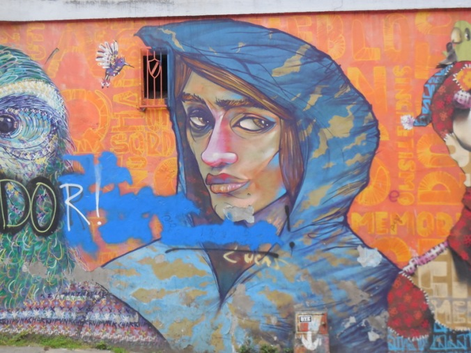 Valparaiso grafitti 7