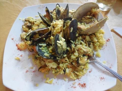 Valparaiso lunch 1