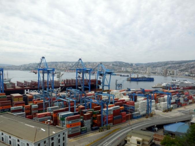 Valparaiso port 1