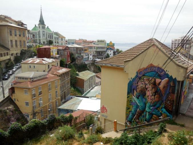 Valparaiso view 1