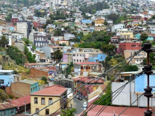 Valparaiso view 2