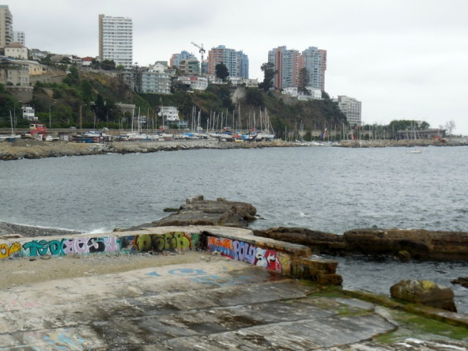 Valparaiso waterfront 6